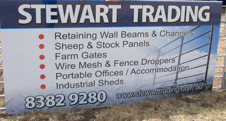 Stewart Trading Quality Steel Supplies Rural