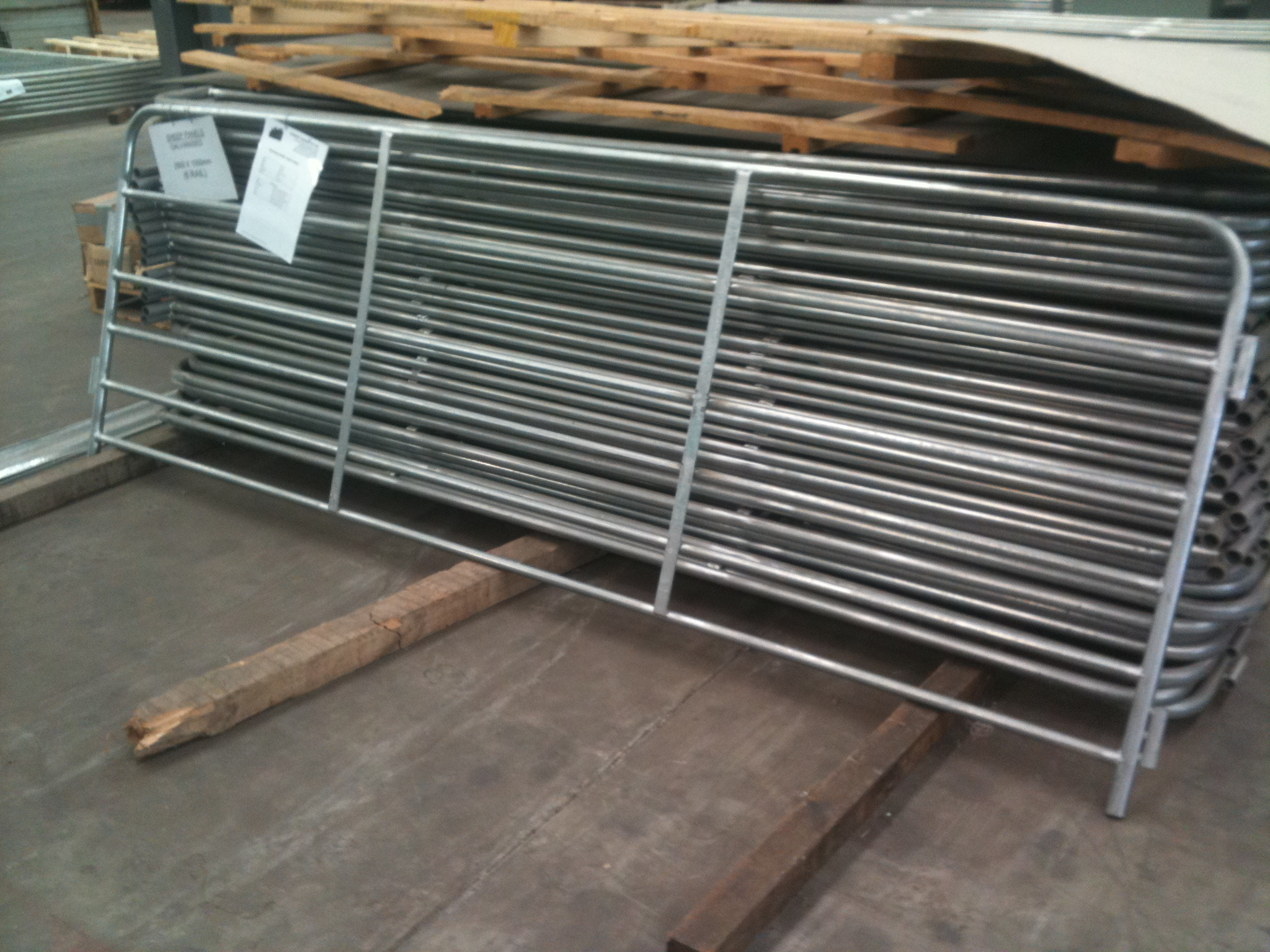 Portable Sheep Yard Panel Galvanised Stewart Trading